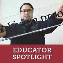 May Educator Spotlight: Thom Costello