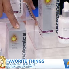 Dermalogica's BioLumin-C on The Today Show