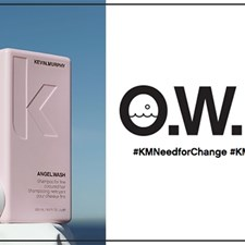 KEVIN.MURPHY Changes to 100% Ocean Waste Plastic